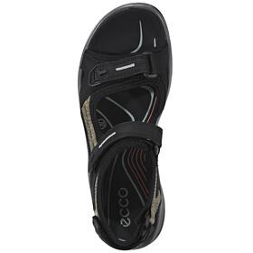 ECCO Offroad - Sandales Femme - noir
